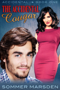 The Accidental Cougar by Sommer Marsden