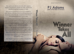 WInner Takes All - the bad boy erotic romance thriller by PJ Adams
