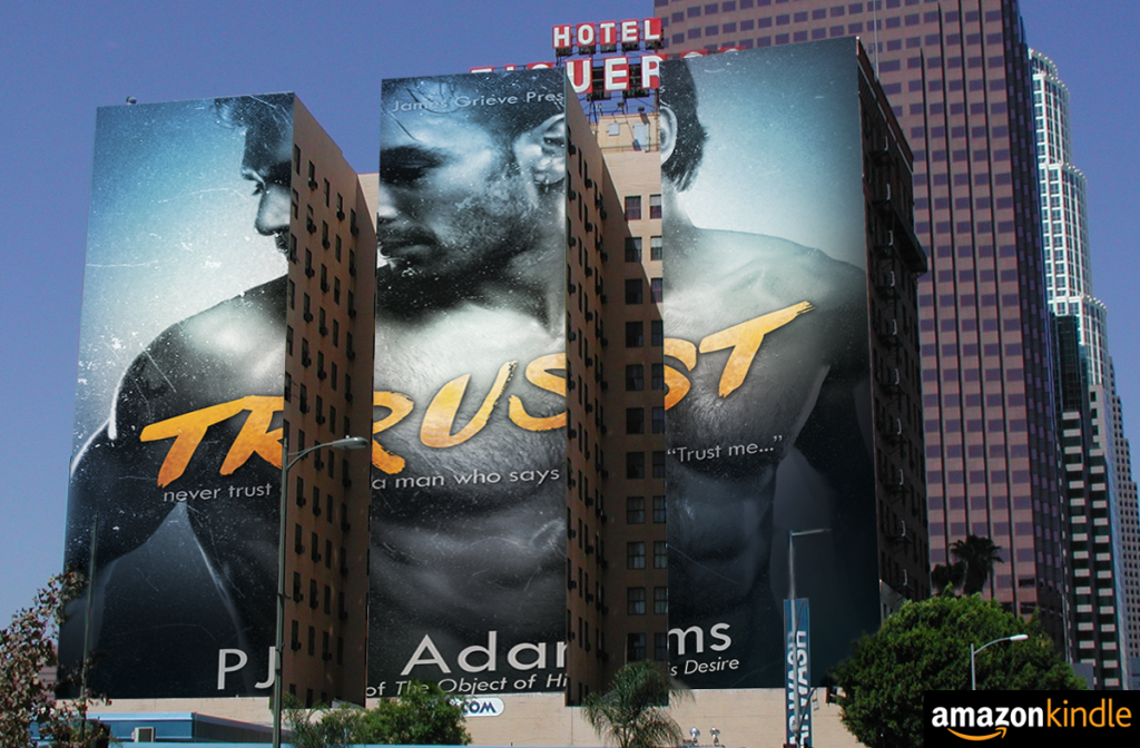 Trust, a London gangland romantic suspense novel